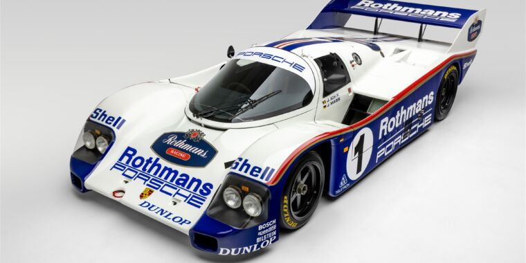 Technology From modern ECUs to dual-clutch transmissions, this race car proved it all