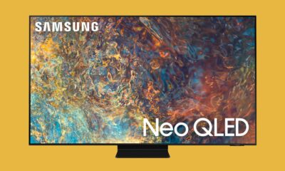 Cryptocurrency  Bitcoin Samsung's Flagship 4K TV Dazzles in Bright Rooms