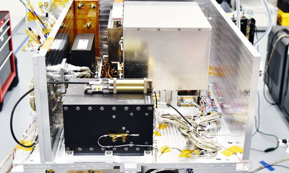 Cryptocurrency  Bitcoin This Atomic Clock Will Transform Deep Space Exploration