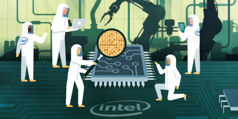 Technology Intel slipped—and its future now depends on making everyone else's chips