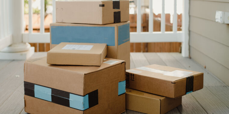 Technology Cardboard shortages deal another blow to strained supply chains